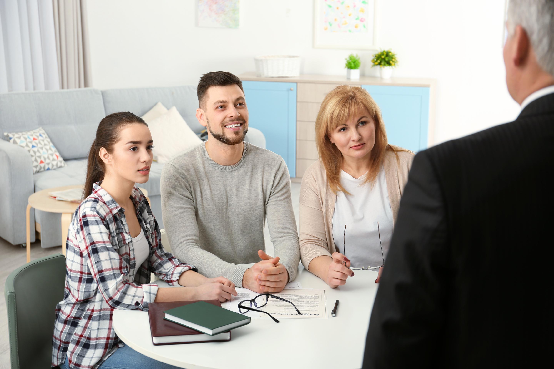 Receiving an inheritance