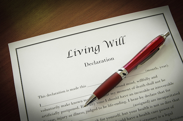 Living Will, france law firm, estate planning