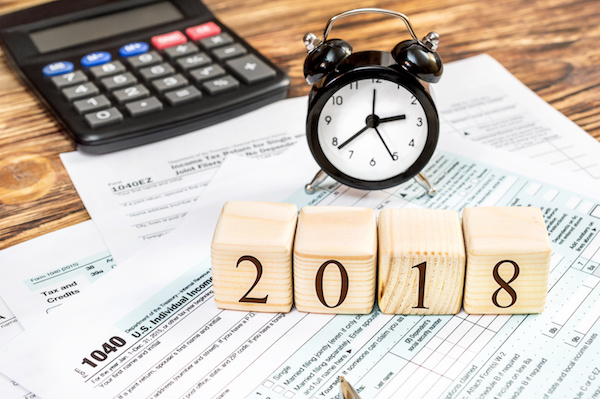 2018 tax