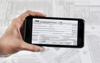 Tax Program on Mobile